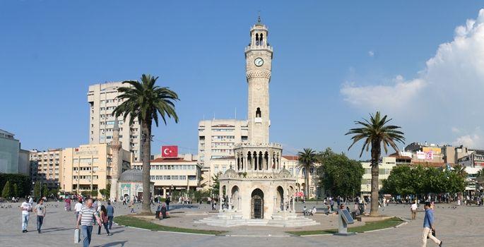 İzmir'de 270 hektarlık tarihi doku turizme kazandırılacak