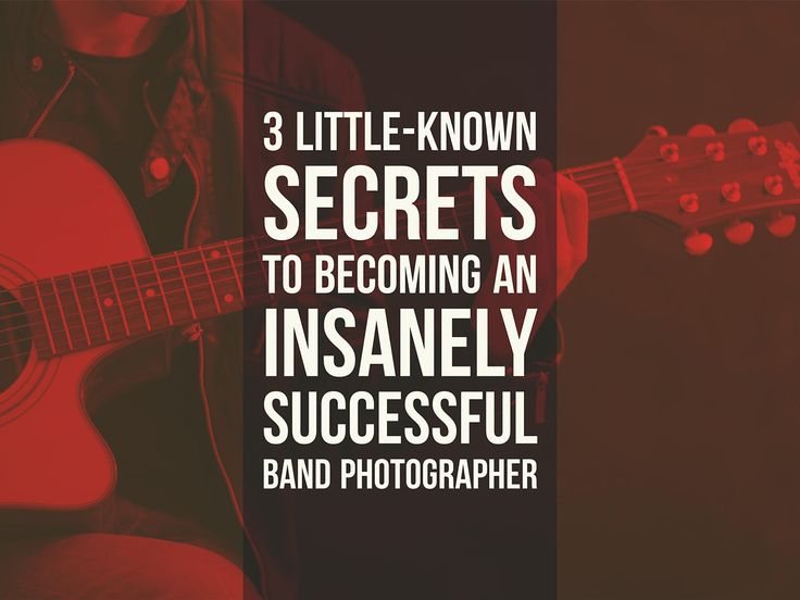 18 best amazing photography images on pinterest amazing 3 little known secrets to becoming an insanely successful band photographer malvernweather Image collections