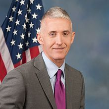 "Gowdy calls Spartanburg home. He is the son of Novalene (née Evans) and Dr. Harold Watson ""Hal"" Gowdy, Jr. . He earned a B.A. in history from Baylor University in 1986. He was a member of Kappa Omega Tau, a service/social Fraternity while at Baylor University. He earned a J.D. degree from the University of South Carolina School of Law in 1989. In law school,  a member of the scholastic honor society ""Wig and Robe."""