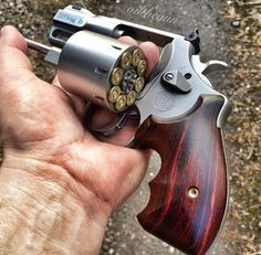 Smith & Wesson 8 Shot .357