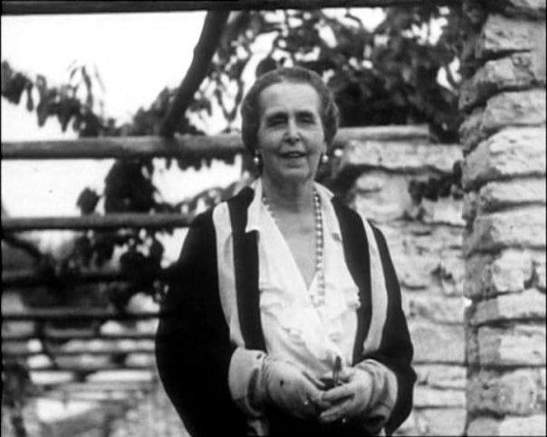 Queen Marie at Balcic