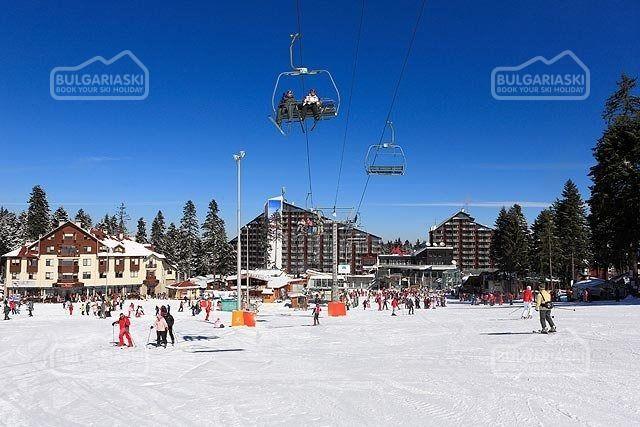 Borovets Ski and Snowboard Mountain Resort in Bulgaria