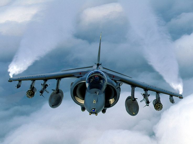 Harrier Jet | Global Defence Systems