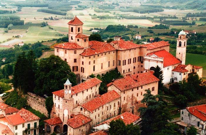Castello Morsasco, Alessandria, Piemonte.