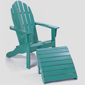 Adirondack footstool pattern woodworking projects plans - Patterns for adirondack chairs ...