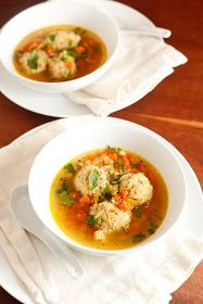 This vegetarian Matzo ball soup would work for Daniel Fast. Leaving out the wine