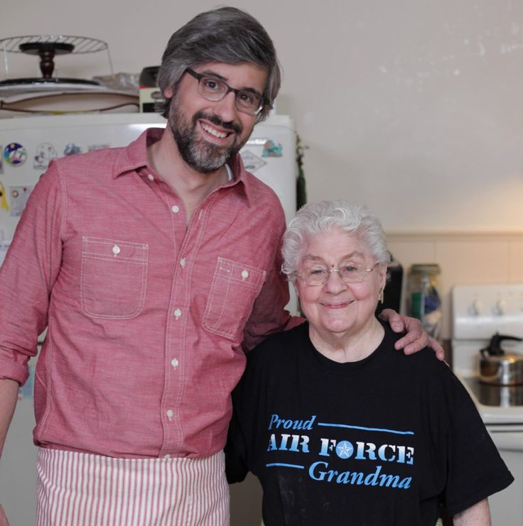 Humorist Mo Rocca joins grandparents in their kitchens for one-on-one cooking lessons and a little life advice for his show, My Grandmother's Ravioli. Rocca will share those experiences with his signature dry humor when he takes the stage as a speaker at our EngAGE event on October 28th. Those unable to attend can get a glimpse of the content in this Q&A with Rocca up on the blog today.