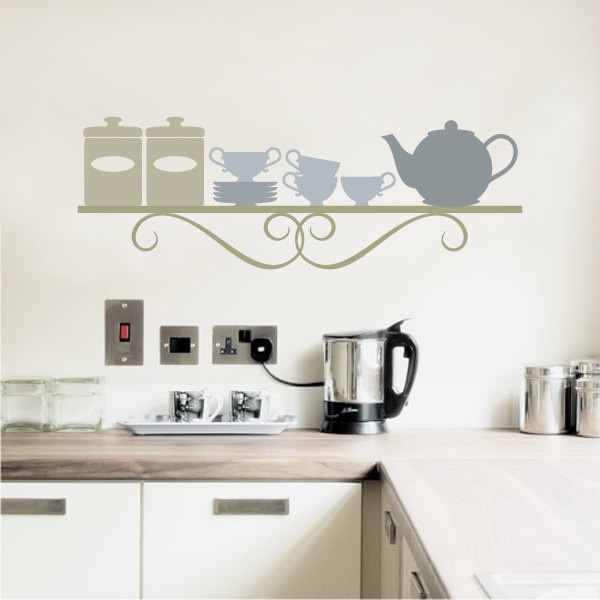 Kitchen Wall Decal Vinyl Dining Room Decals