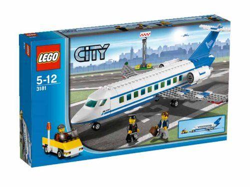 LEGO City 3181 - Passagierflugzeug » LegoShop24.de