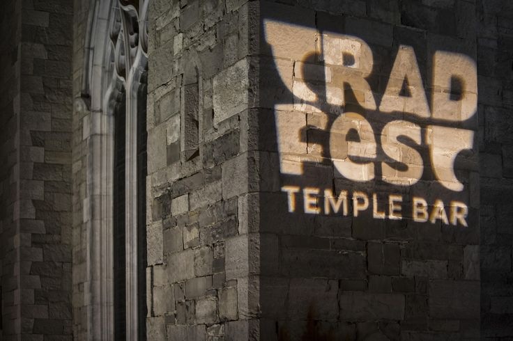 St. Patrick's Cathedral at TradFest Temple Bar 2015 www.templebartrad.com