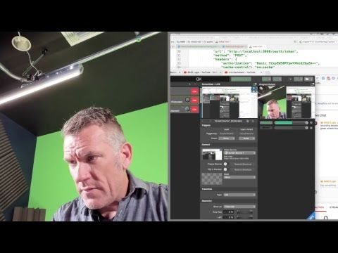 """Day-9 of recording Java EE 7 video course Live Stream  About to start the Direct demo recording session for Java EE 7 Video Series in the green screen studio.  This is just a raw feed on my recording session for my new video course """"Mastering Java EE 7"""""""