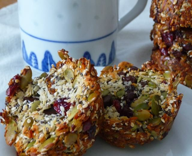 Eat Like Your Grandma: Nut-Free Gluten-Free Granola Bars - No nuts either so great for taking to school