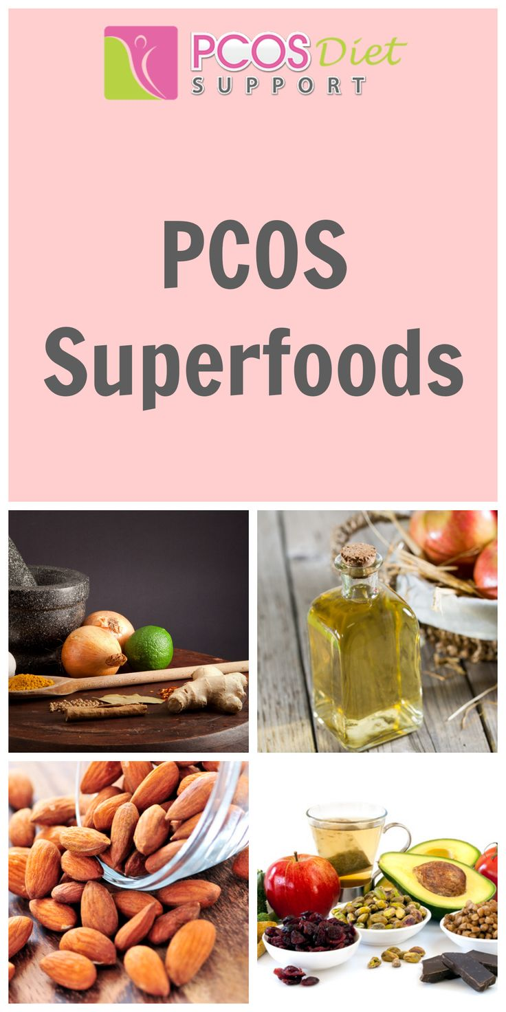 PCOS Vitamins – PCOS Supplements