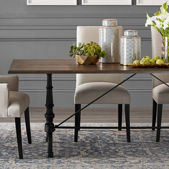 La Coupole Dining Table Williams Sonoma Luxury Dining Tables Patio Furnishings Dining Table