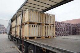 optimize pallet logistics