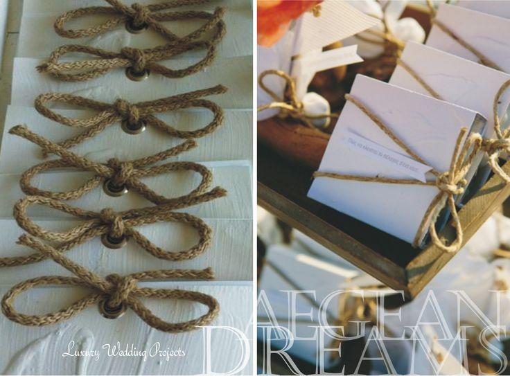 wedding invitations | summer inspirations | unique hand made favors | wedding in Santorini | www.bemyguest.com.gr