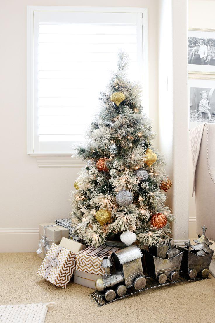 Our Christmas Decor Christmas Decorations Small Christmas Trees Small Xmas Tree