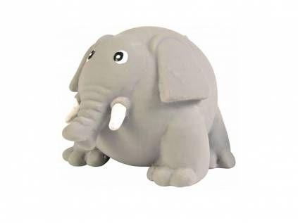 Spielzeuge für HundeTrixie Latex Ball in Tierform - Elefant -8 cm-