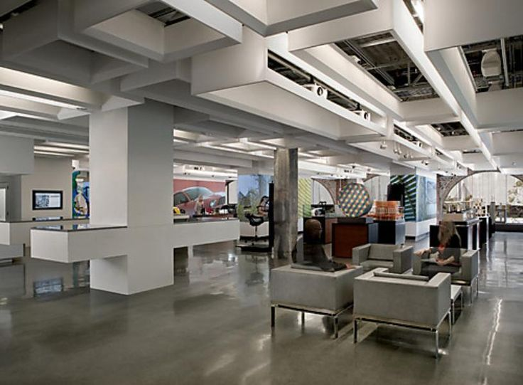 10 Cool Office Spaces Industrial Creative And Office