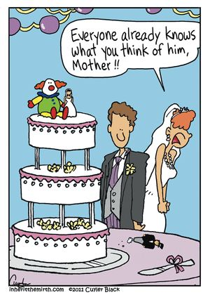 It's the middle of July, meaning we're deep into wedding season. Maybe you've attended a wedding this summer, and you've surely noticed the influx of bride-and-groom photos infiltrating your Facebook page. ... Read more @ http://blogs.gocomics.com/2015/07/the-wild-world-of-weddings.html?utm_source=pinterest&utm_medium=socialmarketing=utm_content=thewildworldofweddings-blog&utm_campaign=social  | #GoComics #webcomic #comic #weddings