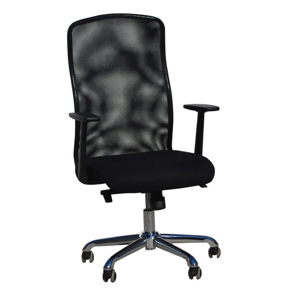 Καρέκλα εργασίας Nero Δίχτυ