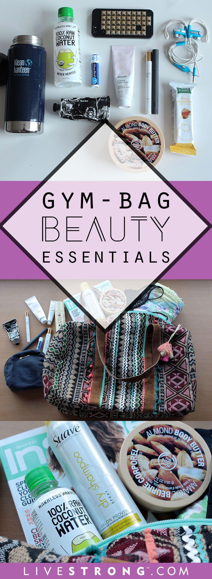 The essentials.