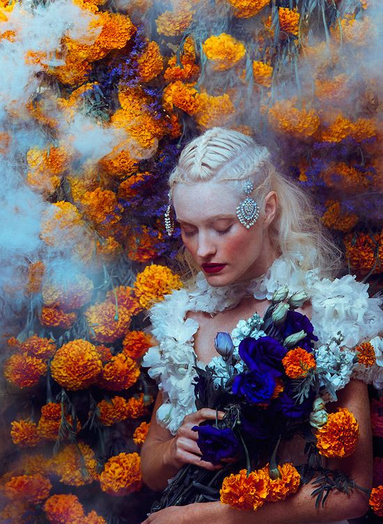 Fantasy-Inspired Portraits of Beautifully Surreal Women - My Modern Metropolis