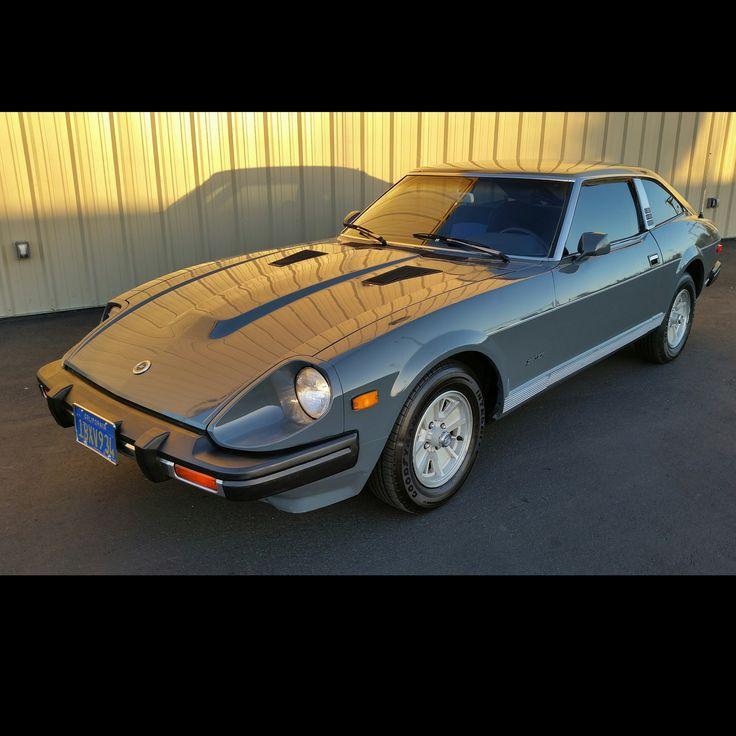 1981 Datsun 280zx Datsun by Nissan Z Car zx 1981 80's car retro car vintage car For Sale