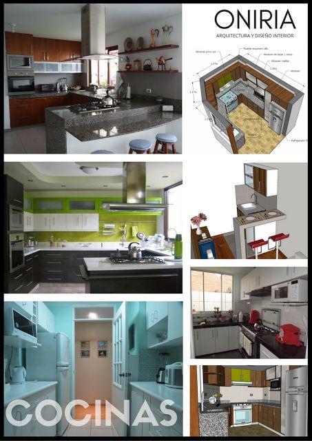 29 best cocinas oniria arquitectura images on pinterest for Cocina definicion arquitectura