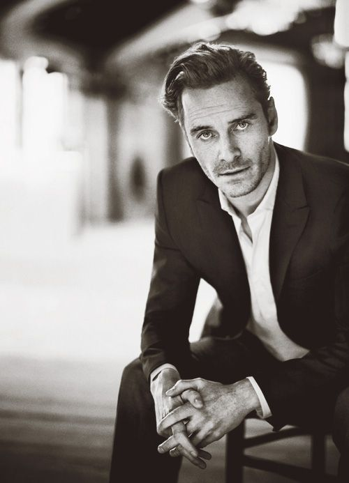 A Life Well Suited  Mr. Fassbender. This man needs to be the next Bond after Daniel Craig hangs up the tux... Just saying... But it'll be unlikely.