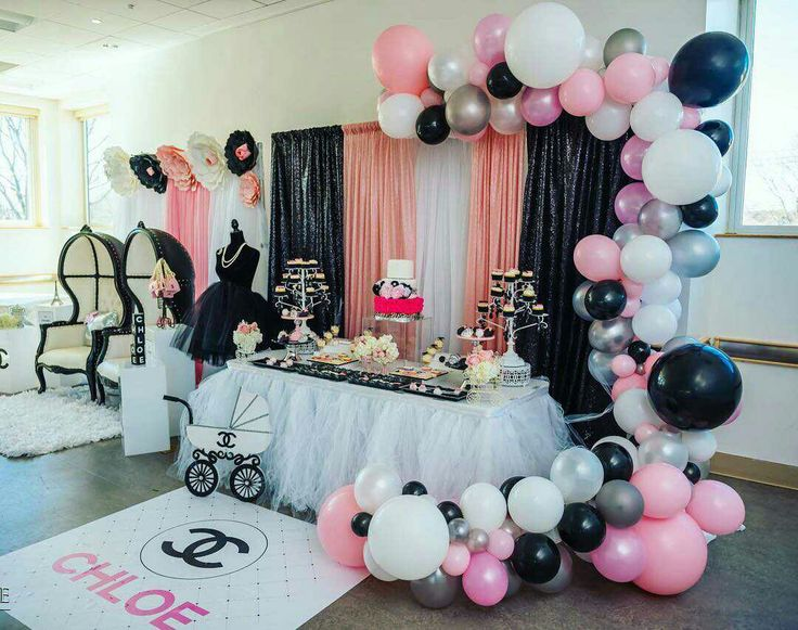 Explore The Beauty Of Caribbean: 25+ Best Ideas About Chanel Party On Pinterest