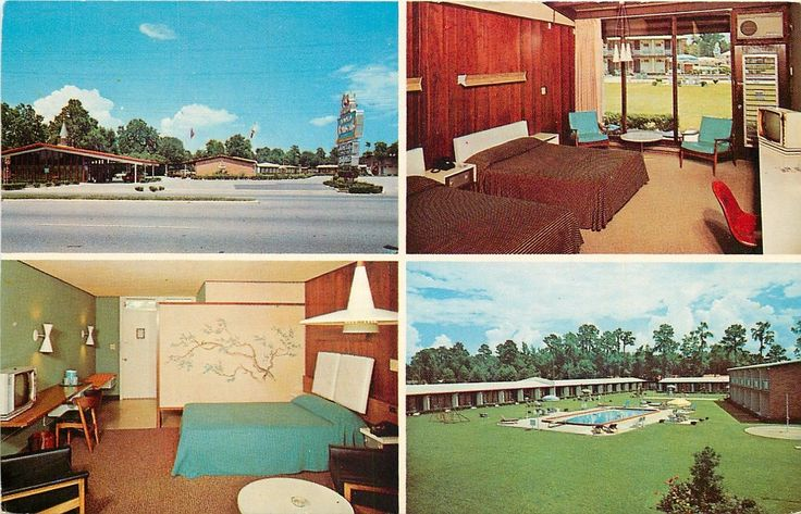 Howard johnson 39 s motor lodge and restaurant u s 1 south for Beach city motors fort walton beach fl