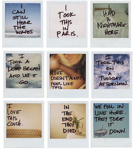 how to put a message, idea, inspiration, life,  photography, photos