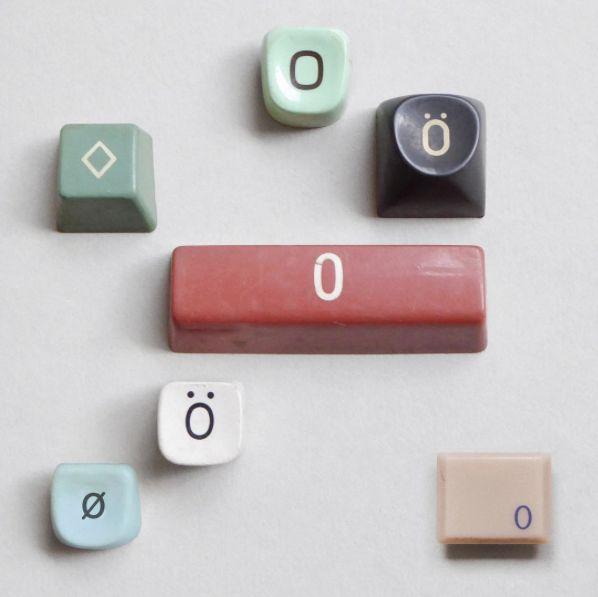 Key palette