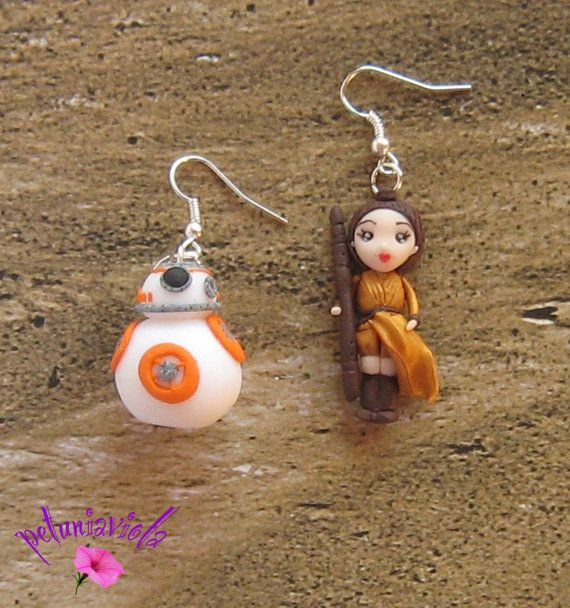 Hey, I found this really awesome Etsy listing at https://www.etsy.com/listing/257305957/bb8-and-rey-star-wars-earrings-fimo-star