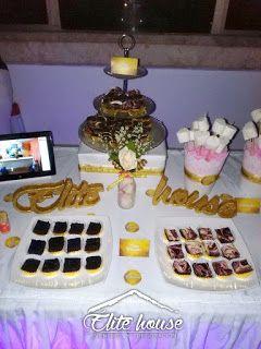 Masmelos, brownies, brownies de cheesecake, mini cupcakes. Elite house, eventos y decoraciones.  Barranquilla, Atlántico  Fb: www.facebook.com/elitehousebq  Instagram: elitehousebq  Web: www.elitehousebq.blogspot.com.co