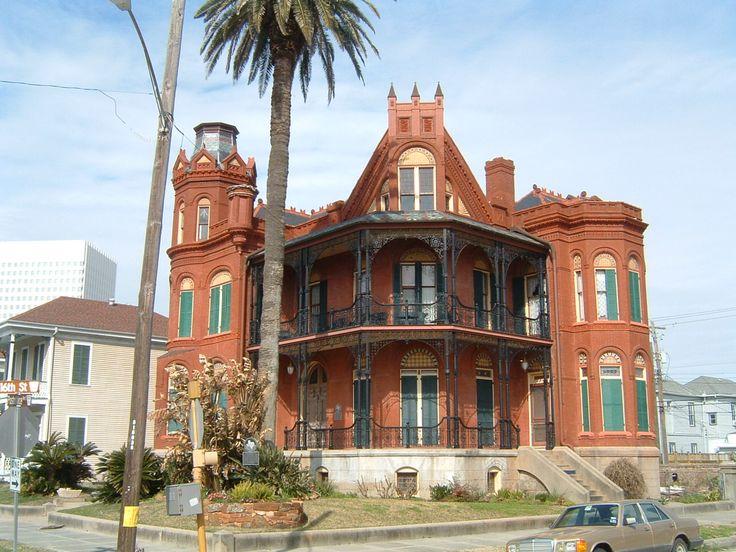 63 best galveston tx historic homes images on pinterest for Galveston home builders