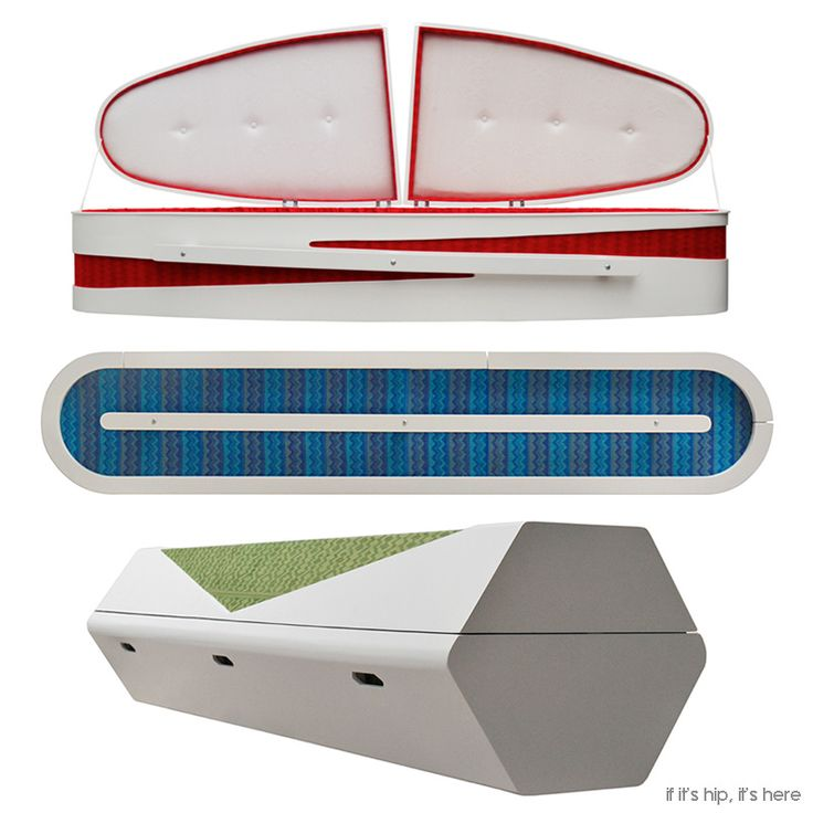 Modern Caskets For Your Body And Soul. The 2014 Equinox Collection from Camaquen.
