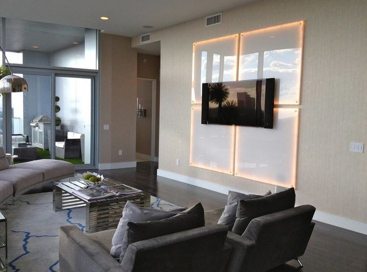 Interesting Creative Wall Mount TV Design Ideas How To Decorating Around The Television Inspiration