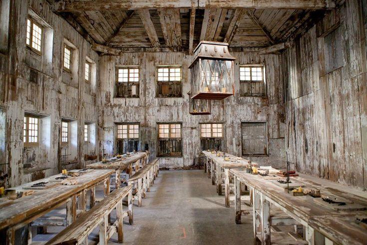 The Sets of Les Misérables : Architectural Digest