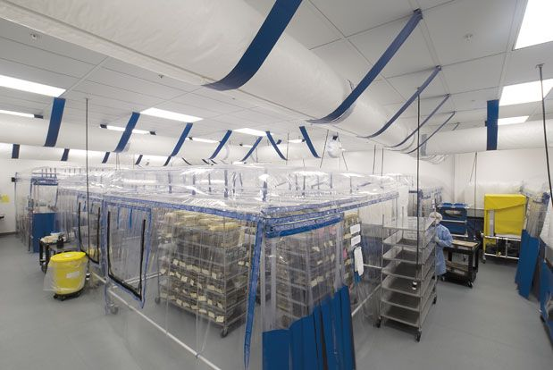 http://www.biobubble.com/#products/cleanroom/