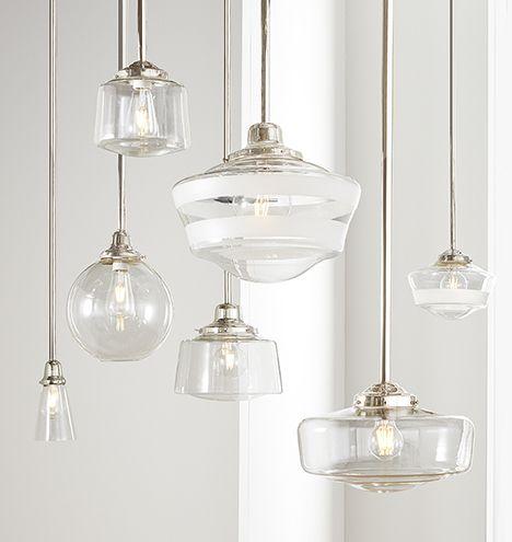 Rose City Pendant Lighting | Rejuvenation | Ideal lighting idea for kitchens, dining rooms, entryways & more.