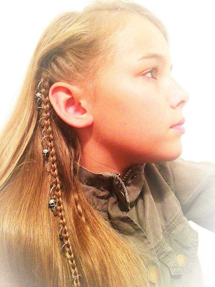 25+ unique Hair jewelry for braids ideas on Pinterest ...