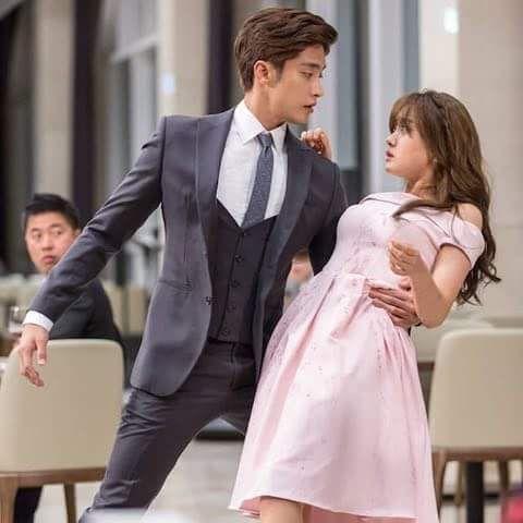 My Secret Romance | Sung Hoon and Song Jii Eun