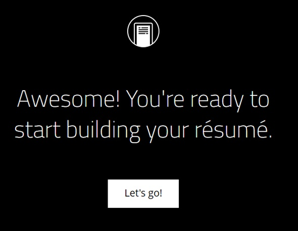present yourself to the world with rpresent a super simple resume builder free resume builder - Simple Resume Builder Free
