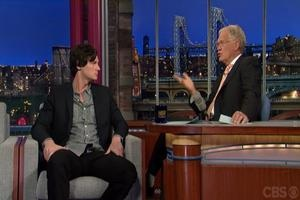 STAGE TUBE: Benjamin Walker Talks BLOODY Lap Dances and Playing Presidents on David Letterman
