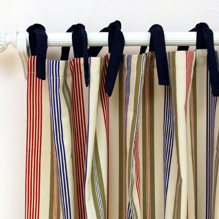 17 best images about curtain styles types on pinterest for Cool net curtains