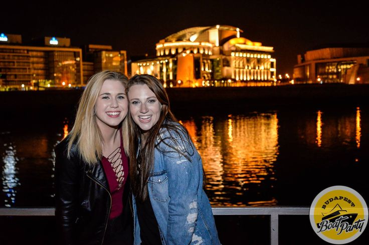 See Budapest's prettiest buildings at night on a crazy booze cruise!! A travel must-do!