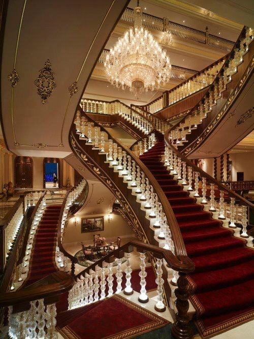 Definitely M. C. Escher's work! #Escher #stairs