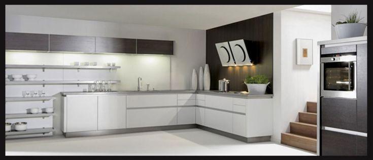 Modern Prefab Kitchen Cabinets